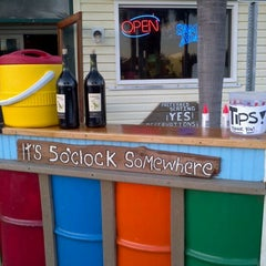 Photo taken at Pinchers Crab Shack by Lauren M. on 12/29/2011