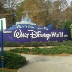 Photo taken at Walt Disney World Resort by Timothy W. on 1/18/2012