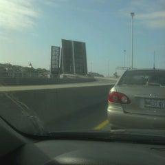 Photo taken at Casco Bay Bridge by Rob S. on 6/16/2012