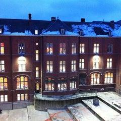 Photo taken at Vlerick Business School by Charles V. on 1/26/2011