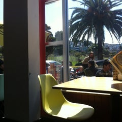 Photo taken at Dolores Park Cafe by Jackie B. on 5/28/2012