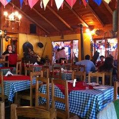 Photo taken at Rincón Criollo by GUTi ™. on 9/17/2011