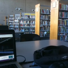 Photo taken at Juniper Library by Tone L. on 10/8/2011