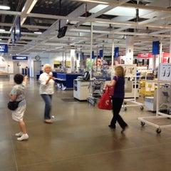 Photo taken at IKEA by Michael K. on 7/6/2012