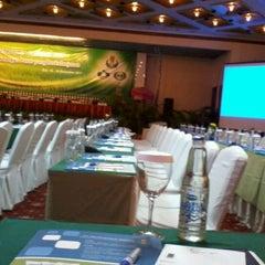 Photo taken at Paradiso Hotel Ballroom by edy S. on 12/18/2011