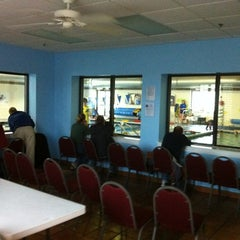 Photo taken at DuPage Swimming Center by Steve Z. on 2/4/2012