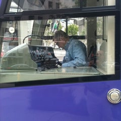 Photo taken at South Lake Union Streetcar by Will C. on 8/24/2011