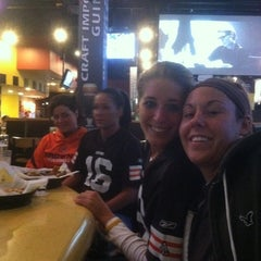 Photo taken at Buffalo Wild Wings by Alicia O. on 11/20/2011