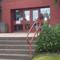 Photo taken at Cloverdale Public Library by Roger on 7/14/2012