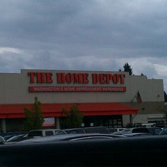 Photo taken at The Home Depot by Brian H. on 5/22/2011
