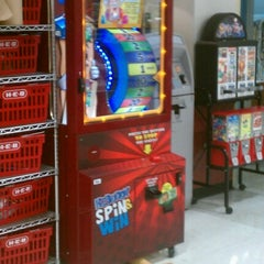 Photo taken at H-E-B by JAMES M. on 6/19/2012