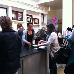 Photo taken at Caffe Luxxe by Amanda S. on 3/24/2012
