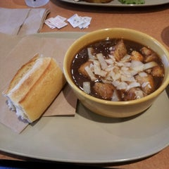 Photo taken at Panera Bread by Dave F. on 8/9/2012
