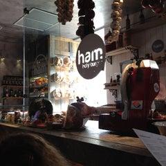 Photo taken at Ham Holy Burger by Gianmarco B. on 2/26/2012
