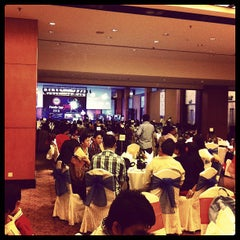 Photo taken at Hotel Equatorial by Erwin Ian L. on 6/17/2012