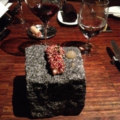 Photo taken at La Degustation Bohême Bourgeoise by Matt B. on 8/26/2012