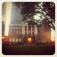 Photo taken at Connecticut's Old State House by Jason F. on 8/1/2012