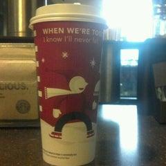 Photo taken at Starbucks by krissy h. on 12/6/2011