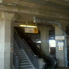 Photo taken at LIRR - Hicksville Station by Deejay S. on 8/24/2011
