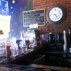 Photo taken at Leela European Cafe by Timothy C. on 7/16/2012