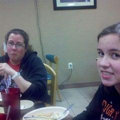 Photo taken at Splendora Cafe by John K. on 12/13/2011