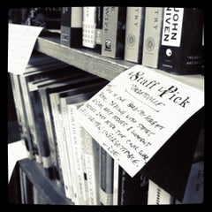 Photo taken at Tattered Cover Bookstore by Abbey M. on 8/20/2011