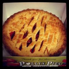 Photo taken at Polly's Pies - Hemet by Evan B. on 6/11/2012