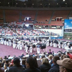 Photo taken at World Dairy Expo by Ali E. on 10/8/2011