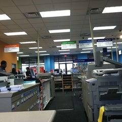 Photo taken at FedEx Office Print & Ship Center by Matt L. on 10/18/2011