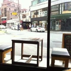 Photo taken at 미카 by Gaechin J. on 9/2/2012