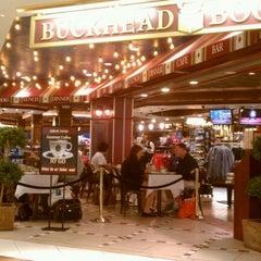 Photo taken at Buckhead Books by Kristina on 9/16/2011