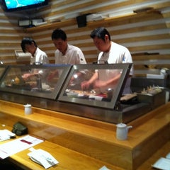 Photo taken at Fish Market Sushi Bar by Tiffany W. on 6/25/2011