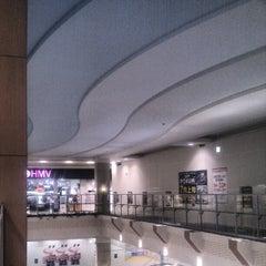 Photo taken at イオンモールナゴヤドーム前 by Rina K. on 6/18/2012
