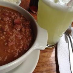 Photo taken at American Burger by eduardo c. on 8/1/2012