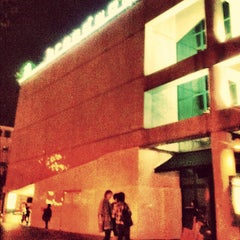 Photo taken at Broadway Cinematheque 百老匯電影中心 by Michael S. on 10/19/2011