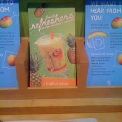 Photo taken at Jamba Juice by Leigh C. on 7/17/2011