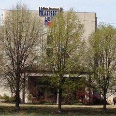 Photo taken at Elvis Presley's Heartbreak Hotel by Kym H. on 3/19/2012