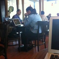 Photo taken at Starbucks by Arjan d. on 1/27/2011