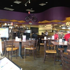 Photo taken at Mellow Mushroom by William G. on 3/24/2012