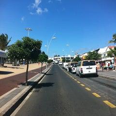 Photo taken at Avda De Las Playas by Dipak D. on 9/28/2011