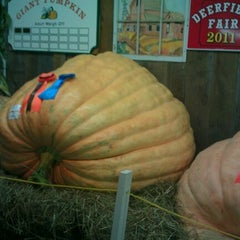Photo taken at Deerfield Fair by Jake on 10/1/2011