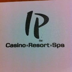 Photo taken at IP Casino Resort Spa by Andrea B. on 9/8/2012