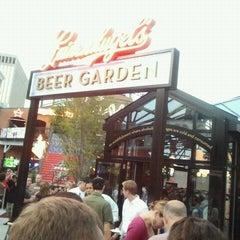 Photo taken at Leinenkugel's Beer Garden by Alison J. on 9/9/2011