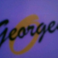 Photo taken at George's Restaurant & Bar - Westrock by Stephanie M. on 1/24/2012