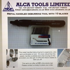 Photo taken at Alca Tools by ALCA T. on 3/28/2012