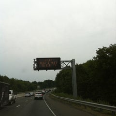 Photo taken at I-95 -- East Lyme by Jimmy W. on 8/6/2011