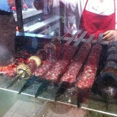 Photo taken at Dürümcü - Urfadan Kebab by Ismail Y. on 7/14/2011