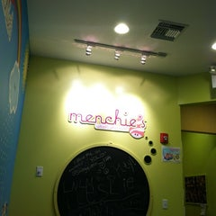 Photo taken at Menchies by @Dayngr on 4/9/2012