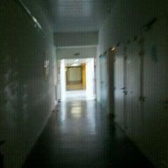 Photo taken at L'École du Design Nantes Atlantique by Marc T. on 10/22/2011