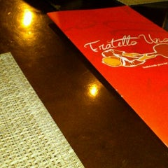 Photo taken at Fratello Uno by Pedro L. on 1/16/2012